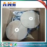Etiqueta engomada los 3m del disco del Hf de la ISO 15693 RFID de la fábrica de China para DVD o la biblioteca