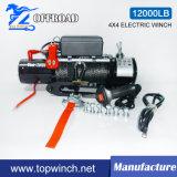 4X4 off-Road Kruk van de Kabel van de Kruk van de Tractor van de Kruk SUV Synthetische (12000lbs-1)
