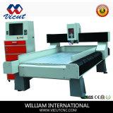Máquina de gravura quente do CNC do gravador da pedra da venda
