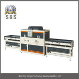 Hongtai Zkxs2500d 유형 두 배 위치 진공 박판으로 만드는 기계