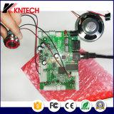 Montaje de la superficie del kit de la tarjeta de Kntech Kn518 VoIP de la tarjeta del PWB de Intecom del estacionamiento
