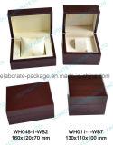 Casella all'ingrosso di legno popolare di immagazzinamento in il contenitore di vigilanza di Hardword del contenitore di monili