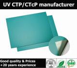 Фоточувствительная плита печатание UV Ctcp