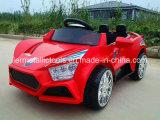 O passeio no carro caçoa o brinquedo elétrico de Maserati Grancabrio 6V