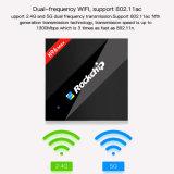 Коробка Kodi Android TV оптового разрешения поддержки 4k*2k C.P.U. Rk3399 H96 IPTV
