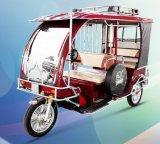 Véhicule électrique automatique de tricycles de pousse-pousse de trois-roues électriques
