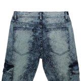 Qualitäts-Männer Schnee Waschen Jeans (MYX16)