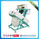 Sorterende Machine van uitstekende kwaliteit van de Rijst van de Sorteerder CCD van de Kleur van de Hoge Precisie de Echte; De Machine van de Verwerking van het voedsel