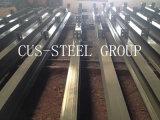 Пакгауз стальной структуры изготовления/света стальной рамки Камеруна