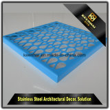De laser sneed de Decoratieve Ontwerpen van het Comité van de Muur van het Aluminium voor de Moderne Bouw