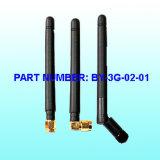3G antena de borracha 2.5dBi
