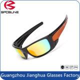 Os óculos de sol de ciclagem da resistência de impato de Revo do revestimento da alta qualidade polarizaram