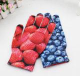 새로운 도착 3D 패턴 인쇄 뜨개질을 하는 장갑