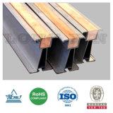Échafaudage en aluminium pour la construction