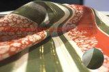 A tela de algodão imprimiu a tela tecida tela do jacquard da tela para o vestuário das crianças da saia do revestimento de vestido da mulher