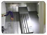 Cnc-Drehbank-Maschine, die mit CNC-Drehbank-Erfahrungs-Cer E35 veranschlägt
