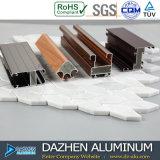 알제리아 Windows 문 단면도를 위한 알루미늄 알루미늄 밀어남 단면도 40의 시리즈