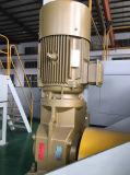 Riscaldamento orizzontale che raffredda l'unità ad alta velocità del miscelatore della plastica PP/PVC/PE