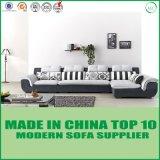 Insieme sezionale del sofà del salone degli S.U.A. del tessuto moderno della mobilia