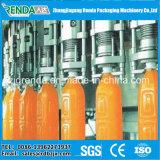 Automático de líquidos Bebidas Máquina de llenado de jugo caliente Embalaje