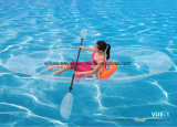 Um Paddler Max Individual Deluxe assento inferior transparente Kayak
