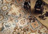 Mattonelle della decorazione lustrate arte per le mattonelle di pavimento della parete 600*600 millimetro per la decorazione Sh6h001/02 dell'hotel del ristorante della stanza del caffè