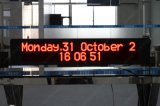 Signe d'étalage de message de bus de DEL avec du ce, RoHS