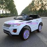 Игрушки электрического автомобиля цвета RC желтого цвета подарка Land Rover выдвиженческие