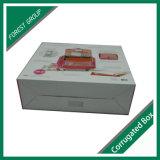 明確なWindowsによって波形を付けられる包装ボックス