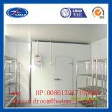 Sitio de funcionamiento establecido fábrica de la cámara fría del alimento, refrigerador del frío del sitio de Prcessing
