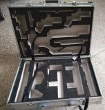 Schallschutz-Materialien schwarzer EVA-Schaumgummi-akustische Unterlage EVA-Einlage-Schicht