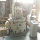 Алюминиевый автомат для резки катушки внутри обрабатывал изделие на определенную длину линия