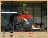Formón del formón de la caldera y de la máquina de pulir/del recipiente del reactor y máquina de pulir