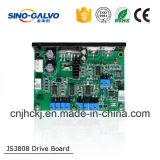 높은 비용 좋은 가격을%s 가진 능률적인 CO2/YAG Js3808 Galvo 스캐너 시스템