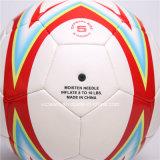 Le football extérieur lustré du numéro 4 de vente d'usine de la Chine