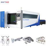 Máquina del cortador del laser de la hoja de metal de la fibra del sistema de control del CNC