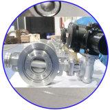 Elektrische Ventil-Oblate-Dreiergruppen-Exzenterdrosselventil