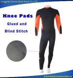 Aptidão super Surfingsuit nadador impermeável do estiramento do neopreno dos homens 3mm
