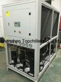 refrigeratore di acqua portatile raffreddato aria 34kw per la tagliatrice del collegare