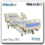 3개의 기능 병상 가구, 조정가능한 전기 병원 환자 침대