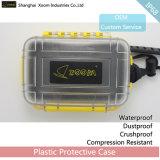 옥외 플라스틱 상자 IP68는 상자 방수 부속품 저장 상자를 말린다