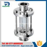 Glas van het Gezicht van de Klaver van de Rang van het Voedsel van het roestvrij staal Ss304 het Sanitaire 50.8mm Tri