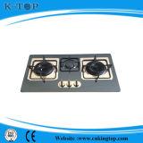 1-5バーナーのガス電気炊事道具Buil
