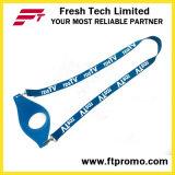 Whloesale Förderung-Polyester-Abzuglinie mit konzipiertem Firmenzeichen