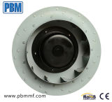 turbine centrifuge de ventilateur galvanisée par 250mm d'acier de tôle