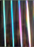 Papel metalizado do laser