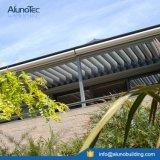 옥외 알루미늄 차일 잎 지붕 Pergola