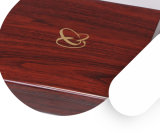 レトロの便利な木の芸術の硬貨メダルギフト用の箱