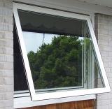 Aluminiumrahmen-Markisen-Fenster/gehangenes Spitzenfenster und Schwingen-Fenster