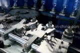 Máquina plástica de pequeña capacidad profesional del moldeo por insuflación de aire comprimido de la botella
